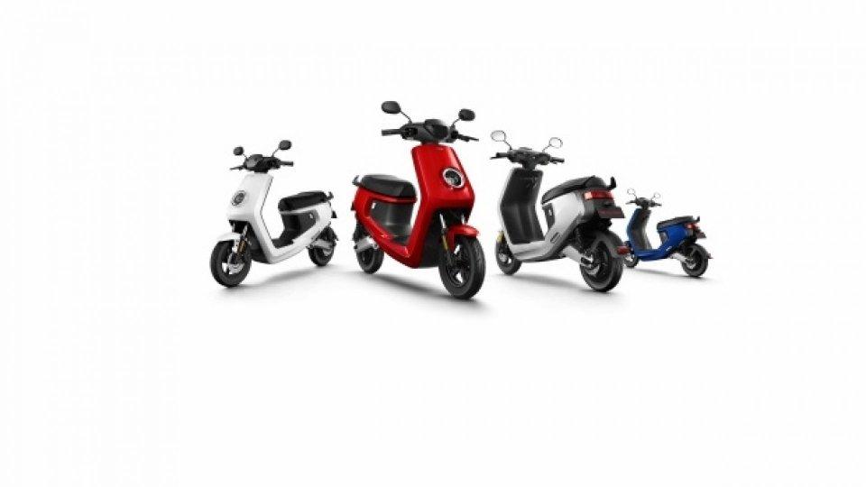 Moto - News: Niu porta in Europa i nuovi scooter N-GT e M+