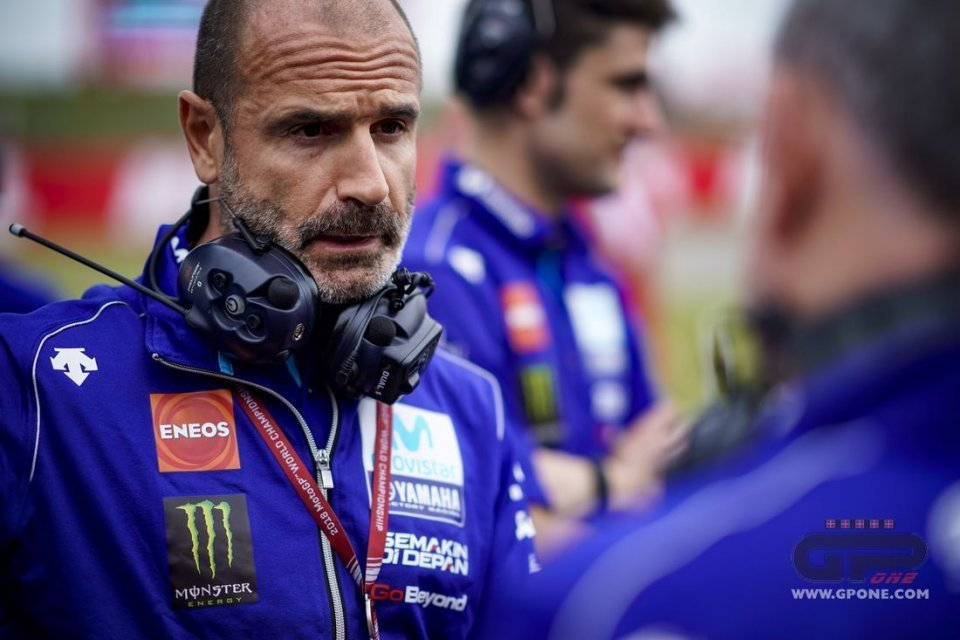 MotoGP: Meregalli: if Yamaha helps us, Rossi can fight for the title
