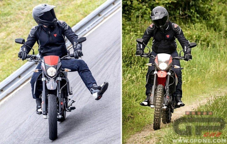 Moto - Test: Aprilia RX ed SX 125: per sognare in grande