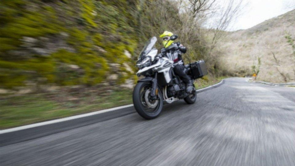Moto - News: Estate in moto: consigli contro il caldo