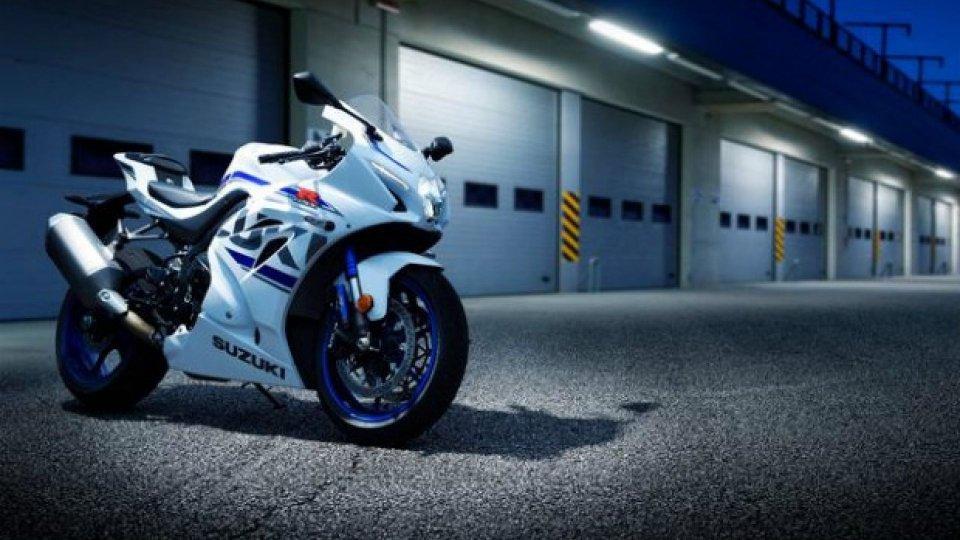 Moto - News: Suzuki Bike Back, nuovo finanziamento per tutta la gamma