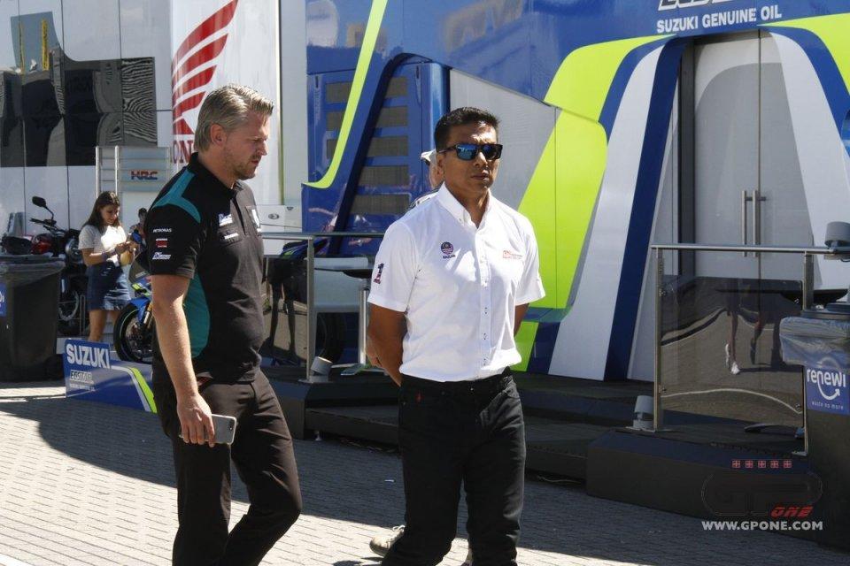 MotoGP: SIC subentra al Team Nieto: fra Yamaha e Petronas è fatta