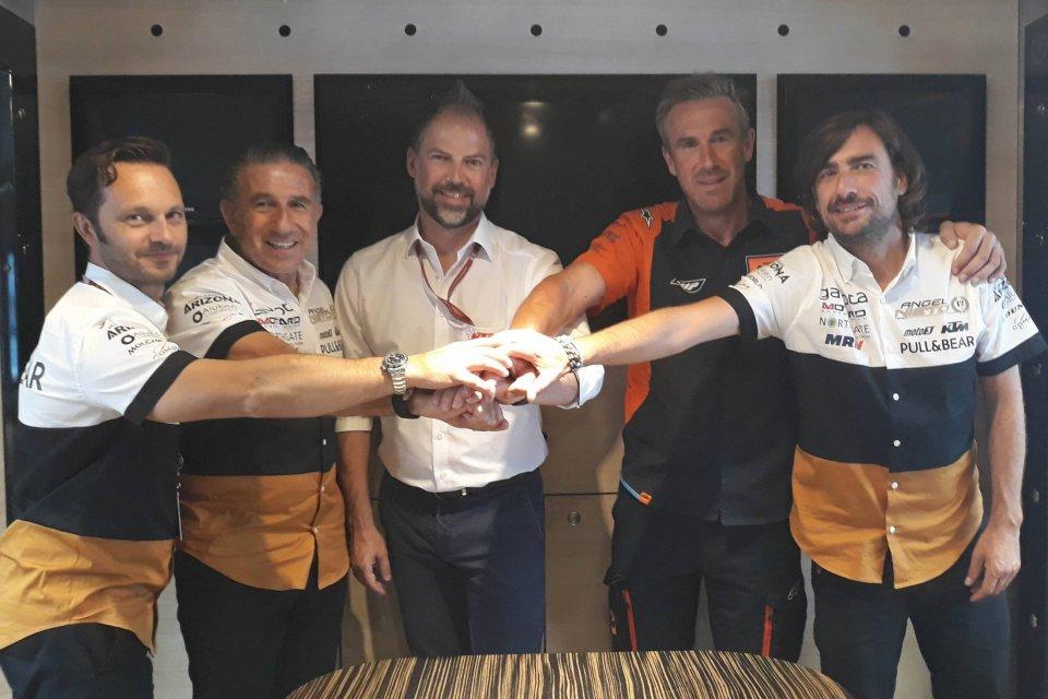 Moto2: Team Angel Nieto to enter Moto2 with KTM