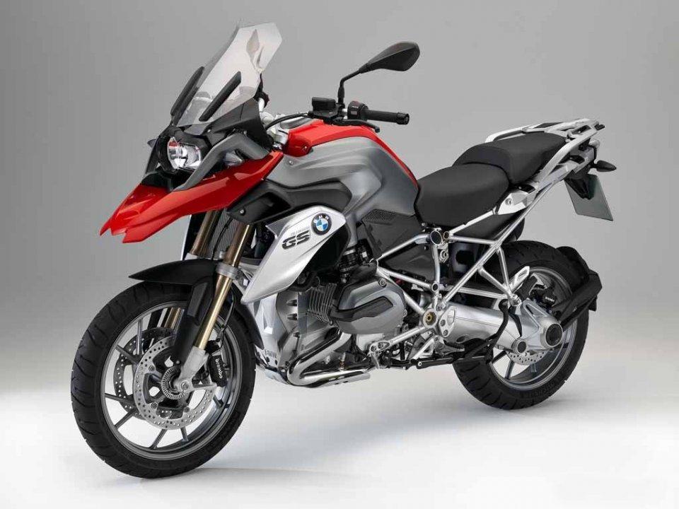 Moto - News: BMW aggiorna la regina: in autunno la GS 1250