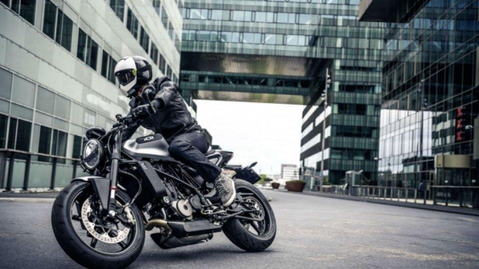 Moto - News: Husqvarna, con le Real Street un'offerta speciale