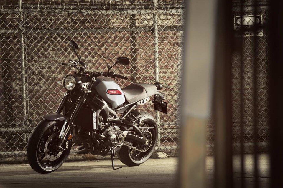 Moto - News: Yamaha XSR900 e XSR700 2019: sapore vintage