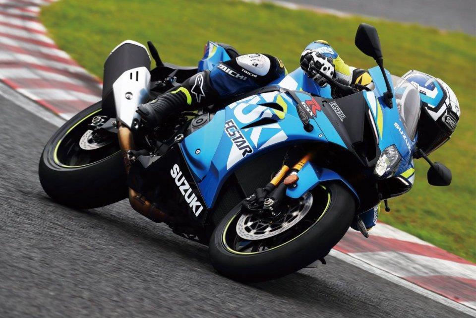 Moto - News: Suzuki Bonus Track: 9000 buoni motivi per correre con la Gixxer