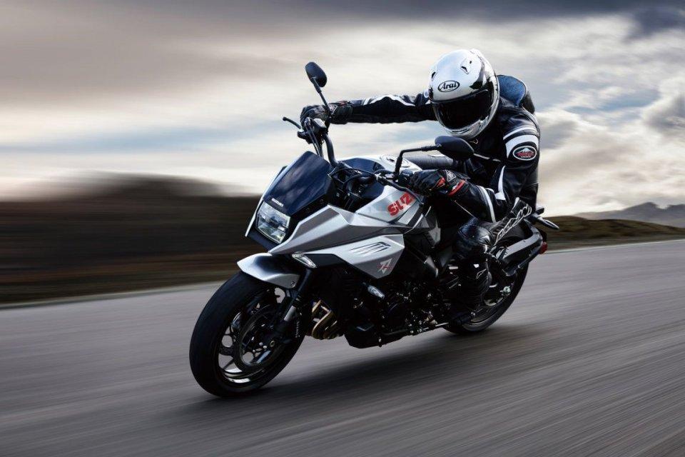 Moto - News: Suzuki: è l'ora della Katana per il pubblico italiano