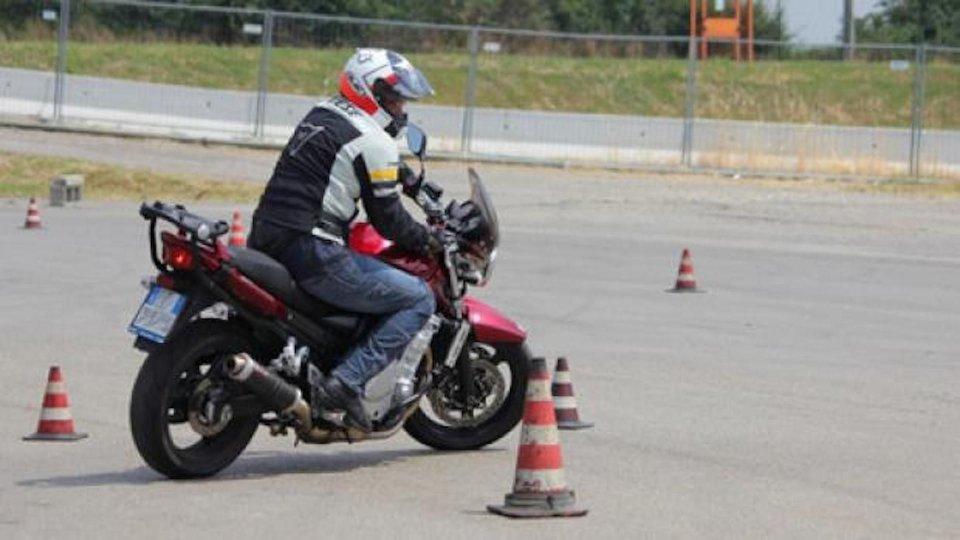 Moto - News: Patente moto: mancano le aree test