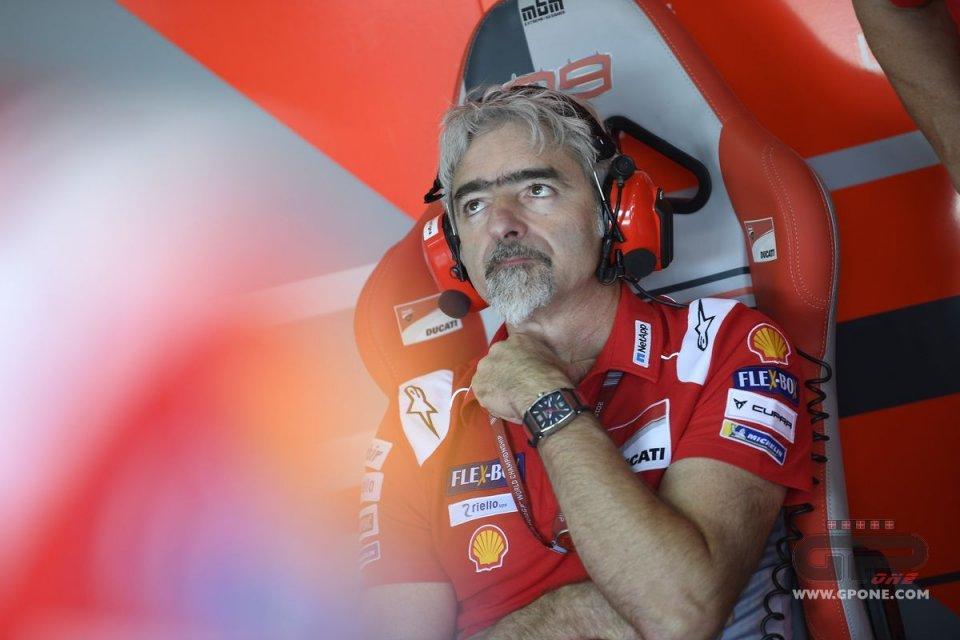 MotoGP: Dall'Igna dreams: Ducati Desmo in Moto3 and intelligent suspension