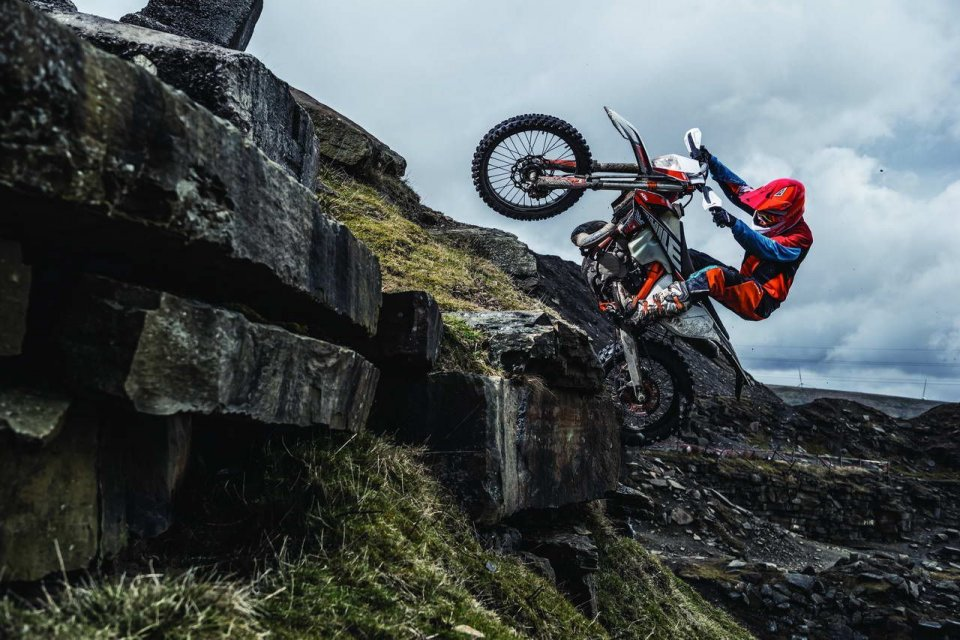 Moto - News: KTM Offroad Days 2018: si inizia con due week-end di test ride