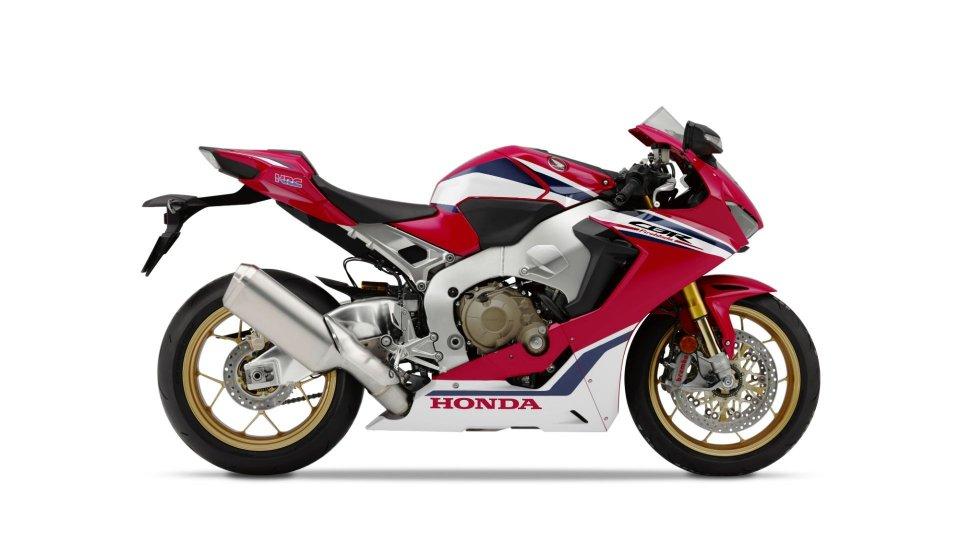 Moto - News: Honda CBR1000RR Fireblade, la supesportiva hi-tech
