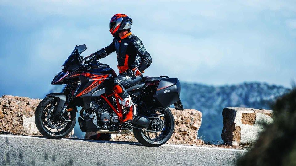 Moto - News: KTM, con i Power Days sconti su abbigliamento e accessori