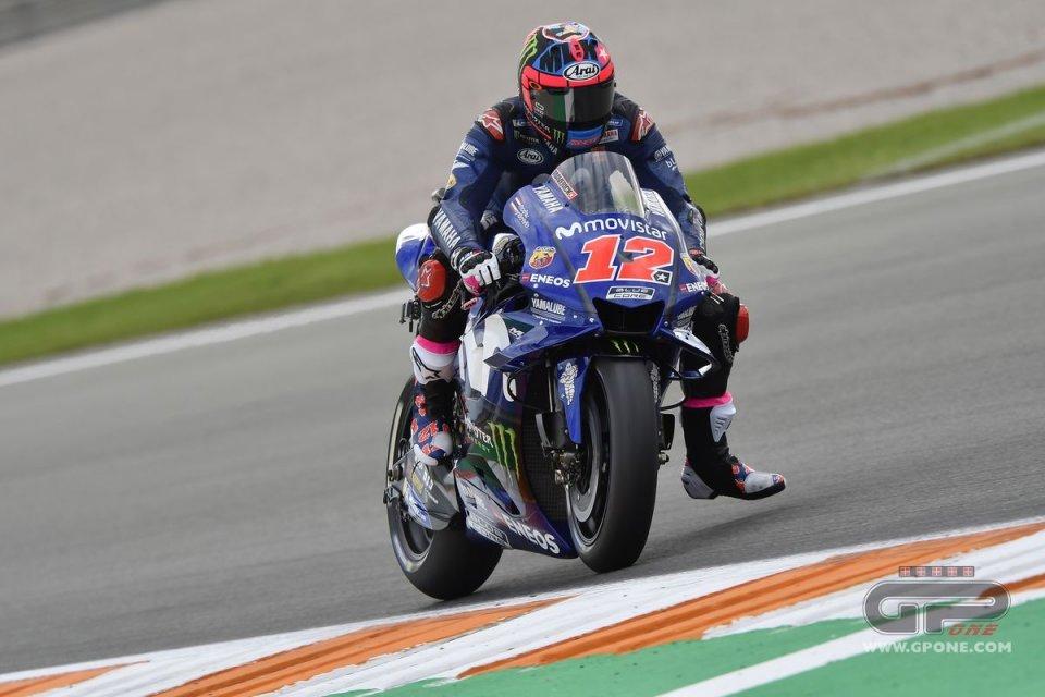 """MotoGP: Vinales frena: """"Il nuovo motore? La scelta dopo Jerez"""""""