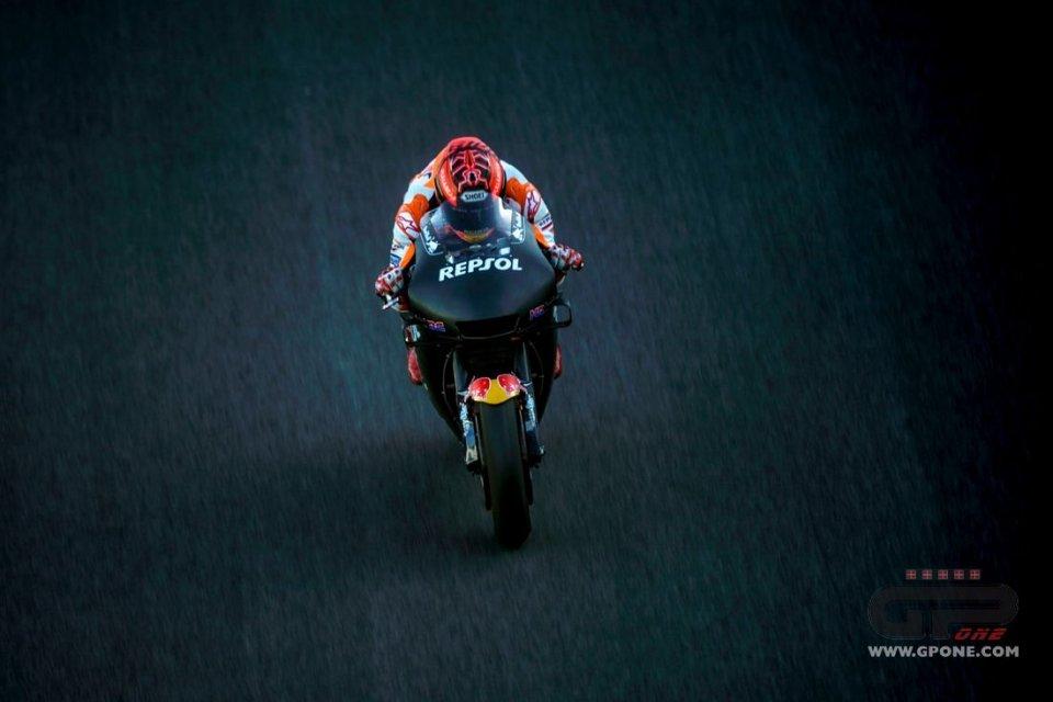"""MotoGP: Marquez: """"Adesso abbiamo un'aerodinamica Ducati style"""""""
