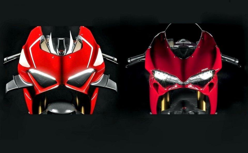 Moto - News: Ducati, Marco Sairu: dal V2 al V4 con la SBK nel mirino