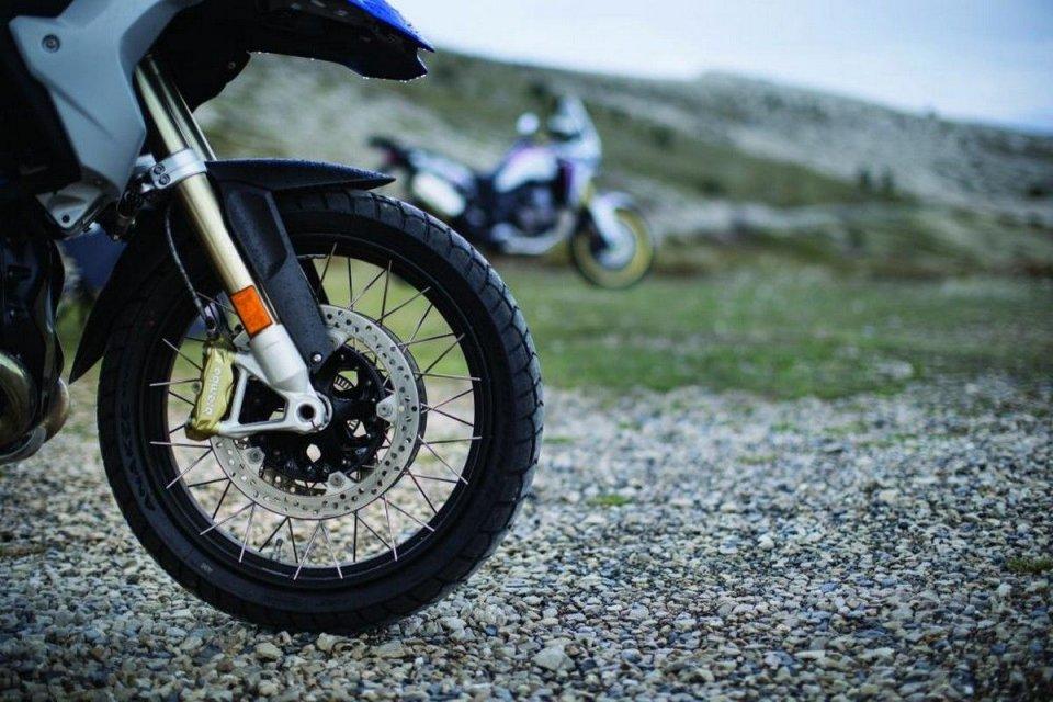Moto - News: Michelin Anakee Adventure, per gli enduristi senza limiti