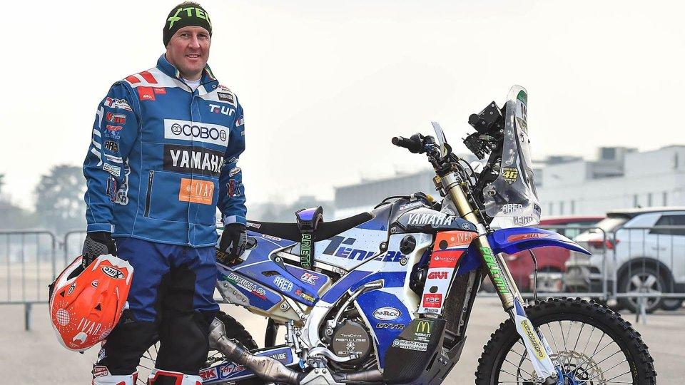 Moto - News: Alessandro Botturi con Yamaha alla Africa Eco Race