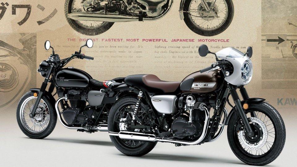 Moto - News: Kawasaki: ecco la W800 in azione! [VIDEO]
