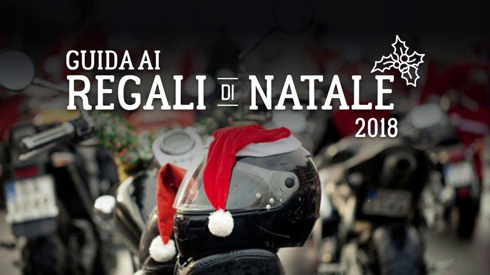 Moto - News: Natale: 5 regali cool per chi va in moto