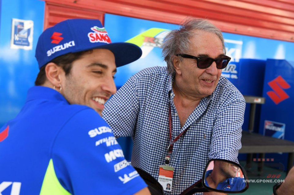 Pernat: a defeat as good as a win for Rossi at Sepang