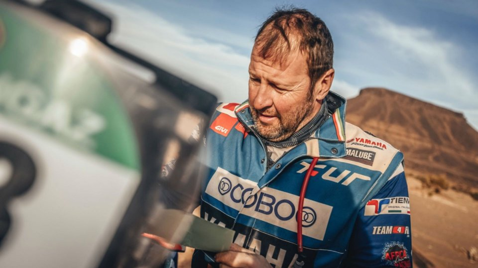 Moto - News: Africa Eco Race 2019: vince Alessandro Botturi