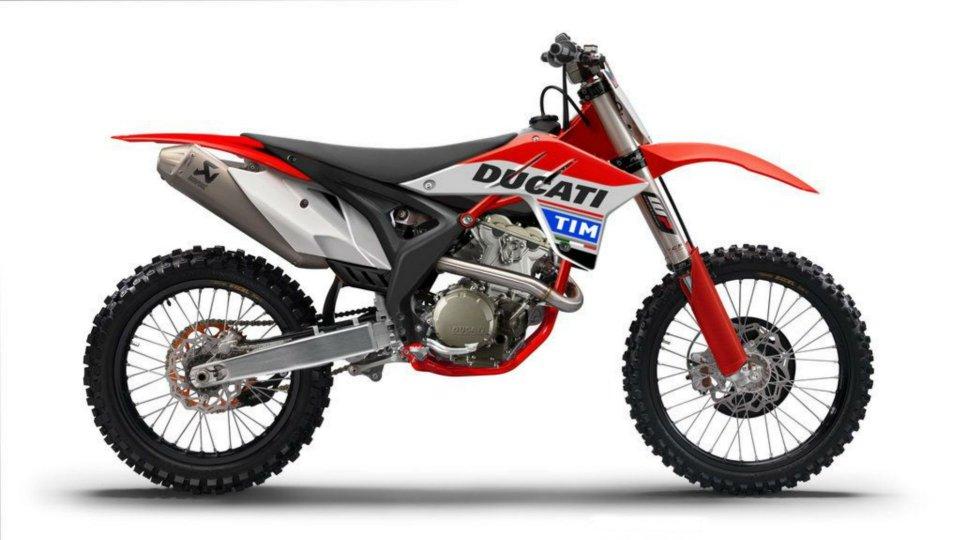 Moto - News: Ducati: una moto da cross per il futuro?