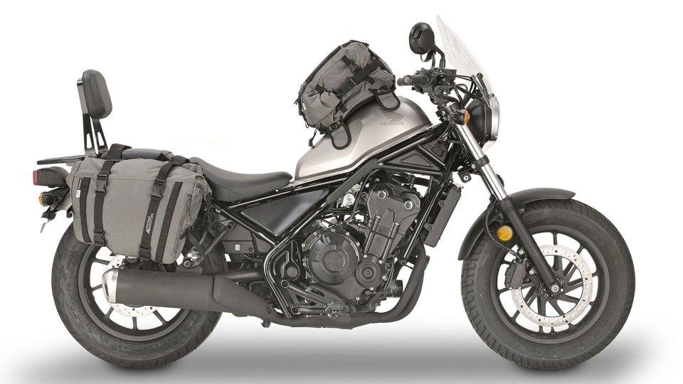 Moto - News: Kappa, il kit per la Honda CMX Rebel