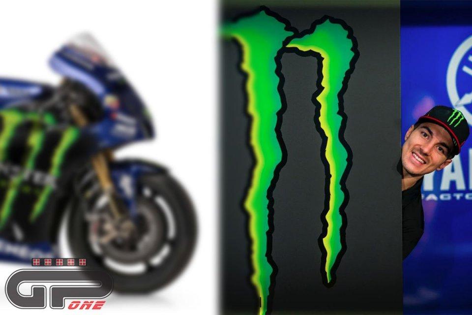 MotoGP: The Yamaha becomes Monsterous to beat Honda and Ducati