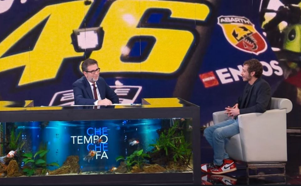 """MotoGP: Rossi: """"Bagnaia and Morbidelli? If they were to beat me, I'd be annoyed"""""""