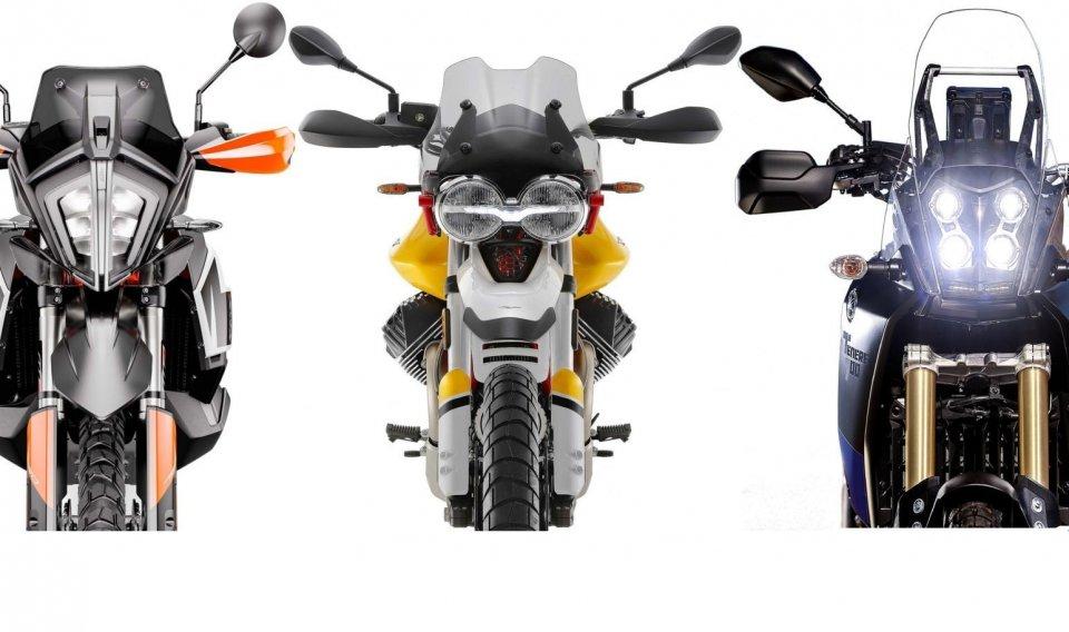 Moto - News: Le moto 2019: la virtù sta nel mezzo