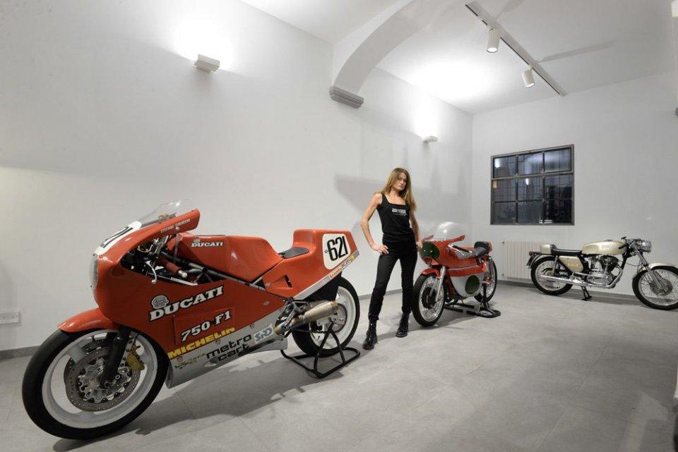 News: Una mostra per rendere omaggio a Rino Caracchi e alla Ducati