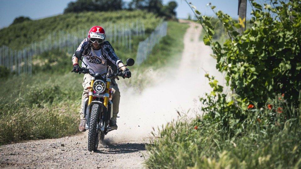 Moto - News: Trofeo Scrambler a Roma Motodays