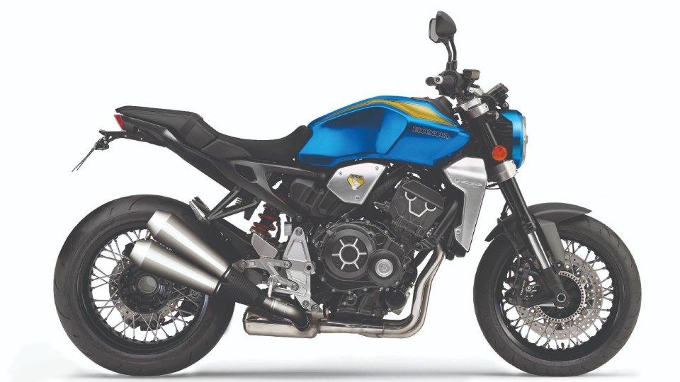 Moto - News: Roma Motodays 2019: vai e vinci la Honda CB1000R Tribute