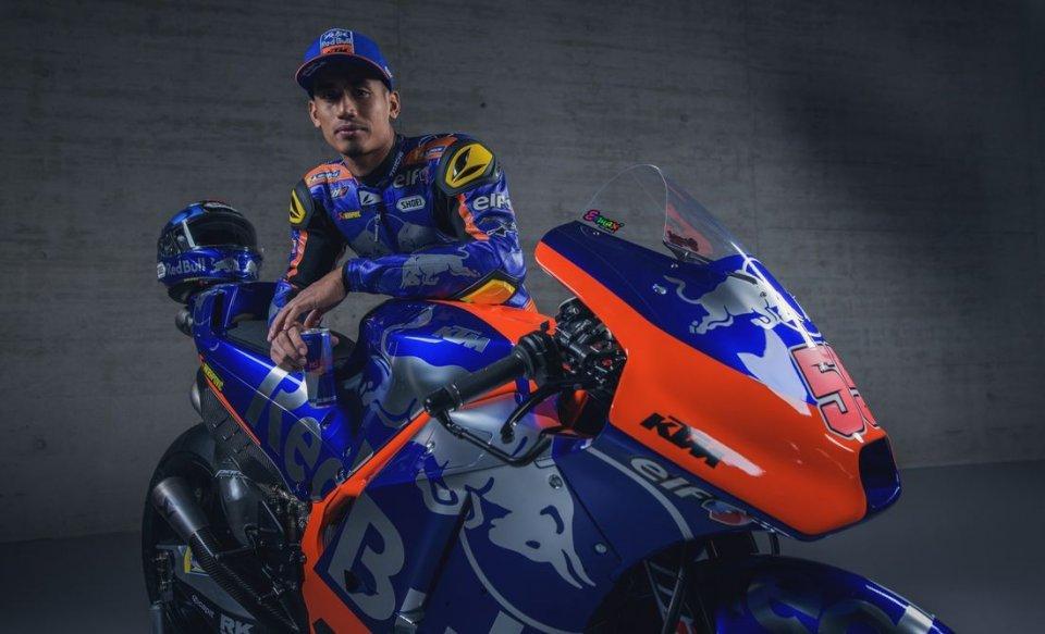 MotoGP: Syahrin: la KTM è come una ragazza sexy