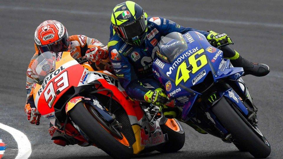 Moto - News: MotoGP, gli orari TV del Gran Premio d'Argentina
