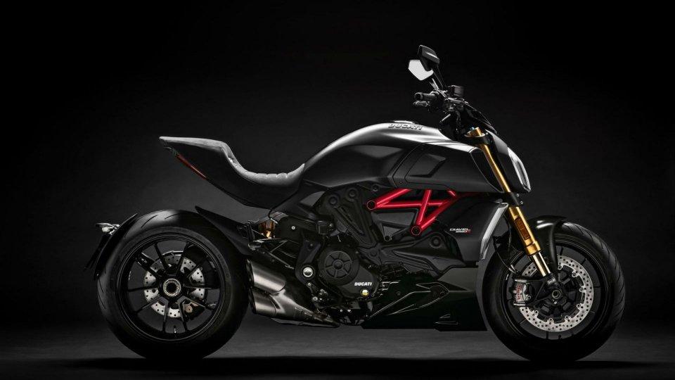 "Moto - News: Ducati Diavel 1260 si aggiudica il ""Red Dot Award: Best of the Best"""