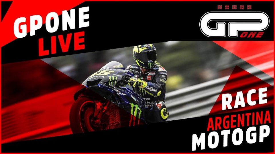 MotoGP: Argentina, cronaca diretta LIVE del Gran Premio da Termas de Rio Hondo