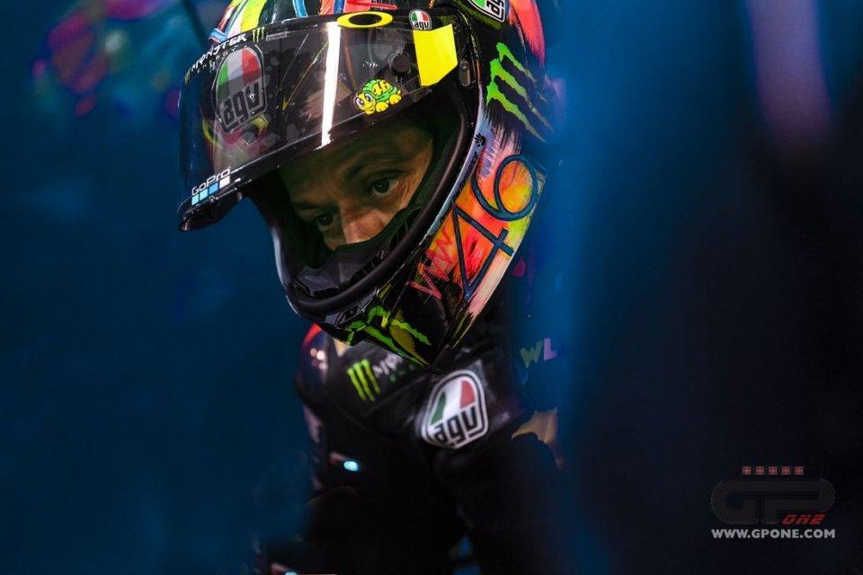 """MotoGP: Rossi: """"Per Vinales è la migliore M1? Spero sia vero"""""""