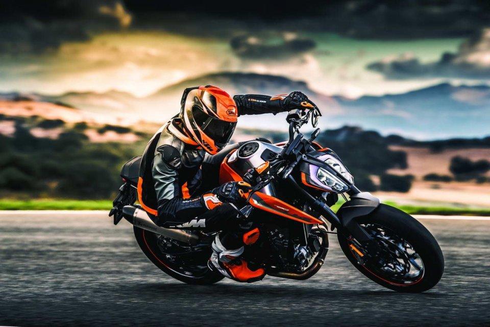 Moto - News: KTM Orange Days 2019: ad aprile e maggio, prova la gamma Street