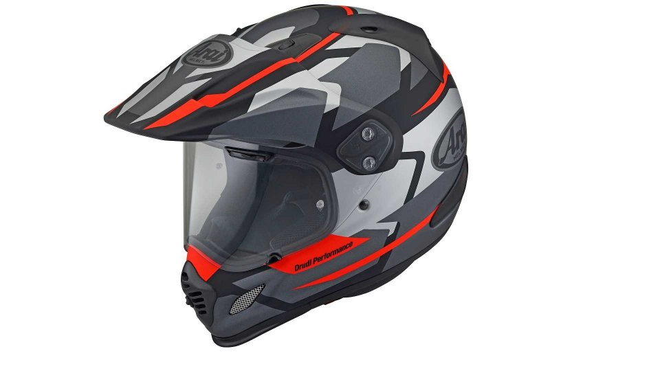 Moto - News: Arai Tour-X 4 Depart Grey, l'ultima frontiera del crossover