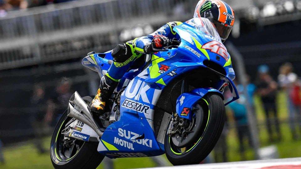 Moto - News: MotoGP, Austin: tutto e il contrario di tutto