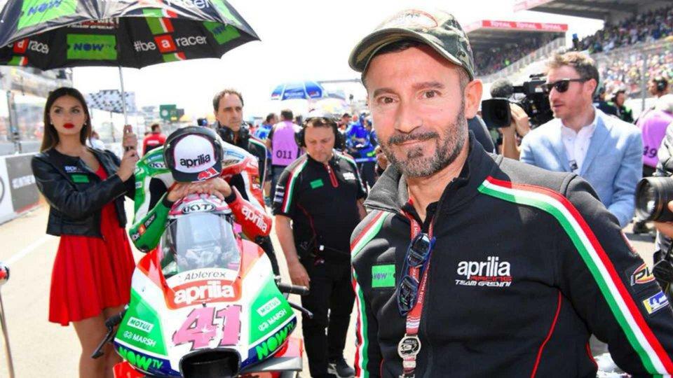 Moto - News: Max Biaggi torna in sella... ad una elettrica
