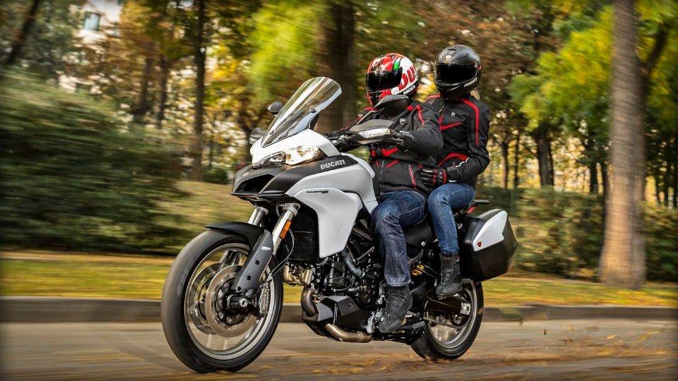 Moto - News: Demo Ride, tutte le moto da provare sabato 6 e domenica 7 aprile