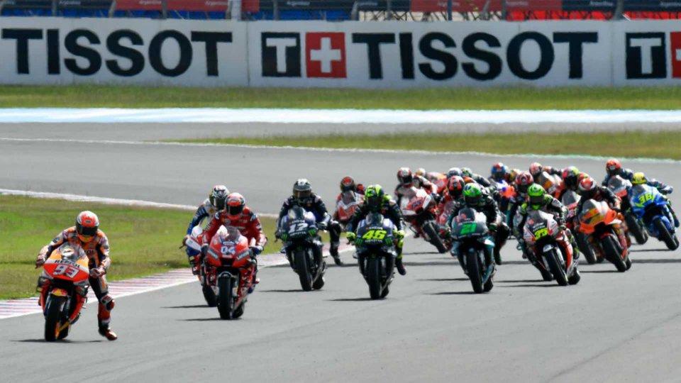 Moto - News: MotoGP, gli orari TV del Gran Premio delle Americhe