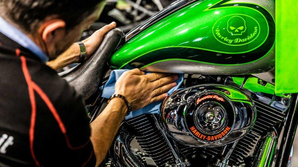 Moto - News: Prodream, la linea di prodotti ecologici dedicati alla moto