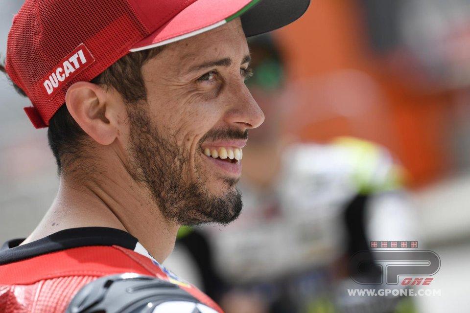 """MotoGP: Dovizioso: """"Marquez? Quando cadi così, c'è qualcosa che non va"""""""