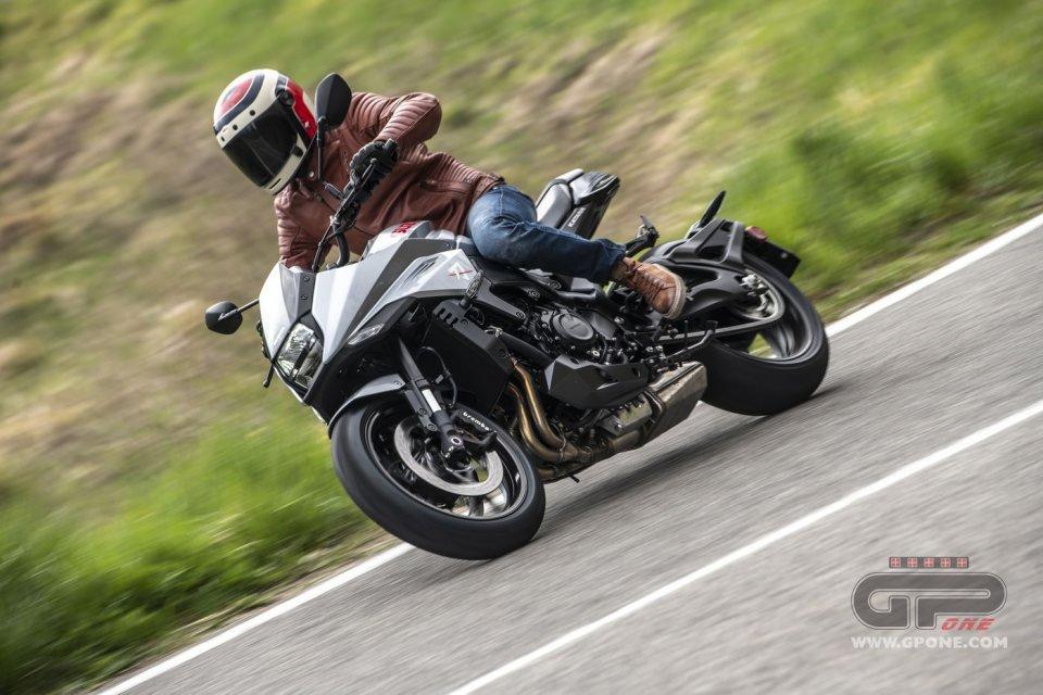 Moto - News: Suzuki DemoRide Tour: fine settimana di prove al Centro-Sud