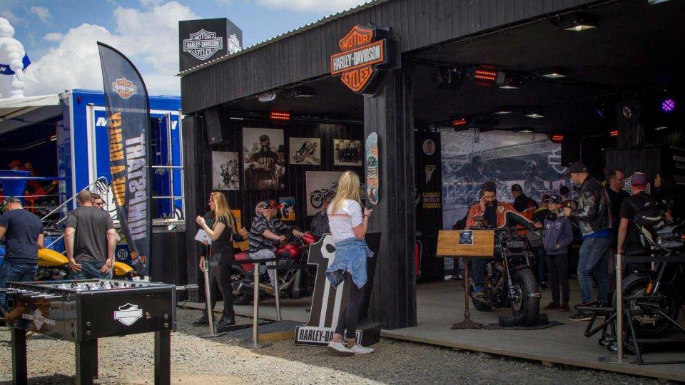 Moto - News: Harley-Davidson: il Freedom Tour fa tappa al Mugello