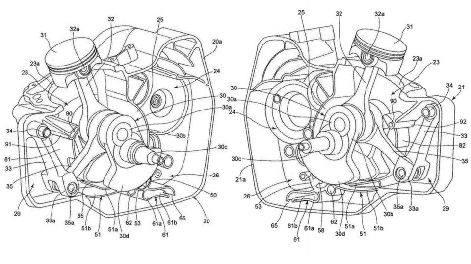 Moto - News: Suzuki, al lavoro su un supermono